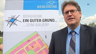 Neues Baugebiet in Bergheim-Fliesteden